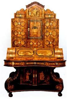 Barroco muebles silln barroco de terciopelo negro for Muebles estilo barroco moderno